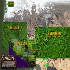 Fallout 2 World Map by Today U0027s Faq Things Are Settling Down Fallout New