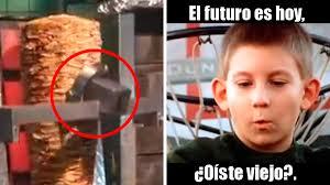 Tacos Al Pastor Meme - estos tacos al pastor robotizados es todo lo que necesitaba méxico