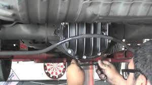 1996 jeep grand rear differential installing rear differential cover on a jeep grand