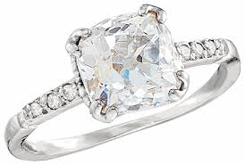 mine cut engagement ring antique mine cut ring function function t var t r