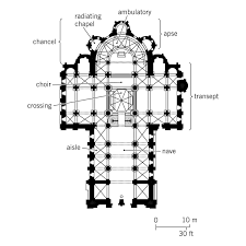 100 gothic church floor plan mountain architects hendricks