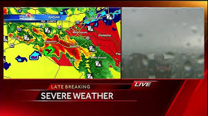 New Orleans Radar Map by Homes Destroyed After Tornadoes Touch Down In New Orleans