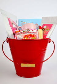 Pastry Gift Baskets Gift Basket Sugar Free U0026 Diabetic Friendly Large Red Basket