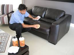 What To Use To Clean Leather Sofa How To Clean A Leather Effectively
