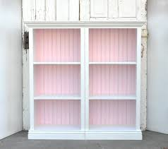 Bookshelves Cheap by Use Painted Wainscoat And Trim Pieces To Dress Up A Cheap Bookcase