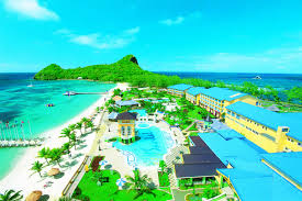 St Lucia Map Saint Lucia