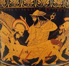 Euphronios Vase Red Figure Vase The Euphronios Krater Replicas Of Ancient Greek Art