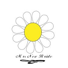 free place cards with daisy design five top templates to download