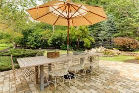 Outdoor Patio Dining Sets With Umbrella Wonderful Patio Furniture Dining Sets With Umbrella Exclusive