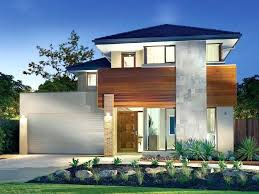 Exterior House Paint In The Philippines - marvellous small modern homes design house plans flat roof 2 floor