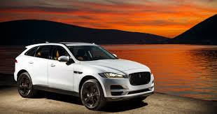 2017 jaguar f pace performs like a sports car but dashboard