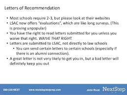 lsac letter of recommendation how to write a recommendation