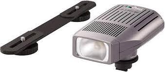 sony hvl le1 handycam camcorder light professional video lighting michaels camera video digital