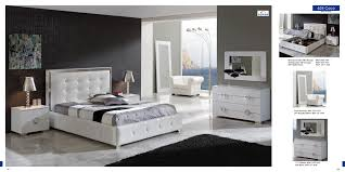 nightstand beautiful grey fabric bedding white shag area rug