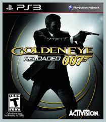 amazon com goldeneye 007 reloaded playstation 3 video games