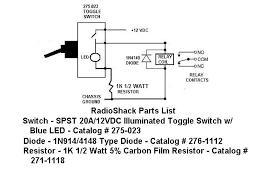 spst toggle switch wiring diagram dolgular com