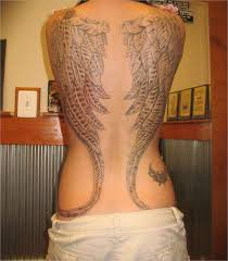 17 awesome angel wing tattoos free u0026 premium templates