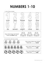 762 free esl numbers worksheets