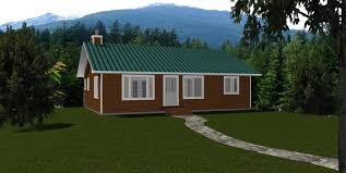 House Plans Nl by Cottage Cabin House Plans By Edesignsplans Ca