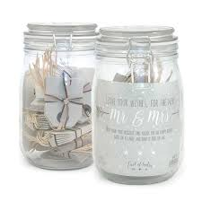 wedding wish jar wedding wish jar with luggage labels florence amelias
