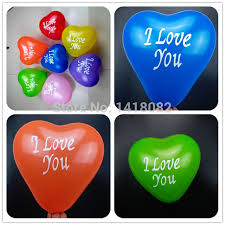 balloon o grams printed with you letter heart shaped balloon 2 2 grams of