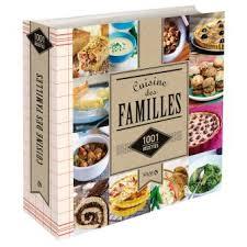 cuisine familiale 1001 recettes nouvelle édition relié