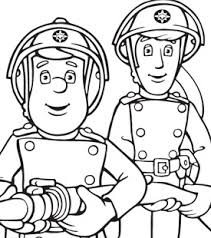 fireman sam coloring pages 10 u2013 coloringpagehub
