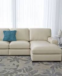 cream sectional sofa havertys sectional sofa this cream leather sofa looks light and