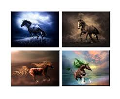compare prices on canvas horses wall art online shopping buy low
