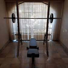 Bench Press Rack Weights Squat Rack And Bench Press For Rent In Paradise Point Rentzi