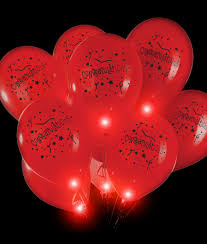 thanksgiving congratulations led balloons party supplies fun central