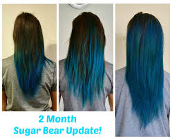 Coconut Oil For Hair Growth Results My Sugarbear Hair Story U2013 Custom Made By Kendra