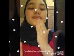 Serum Wajah Hwi cara pakai prime skin phytocell serum hwi