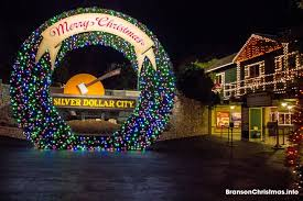free christmas lights branson mo silver dollar city offers discounted 40 tickets this weekend