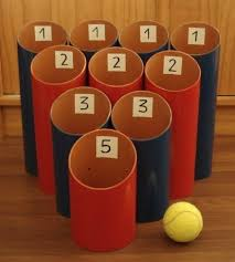 diy pipe for to play great activity for