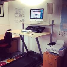 Treadmill Desk Ikea Get Walking While Working The Treadmill Desk Life And Style