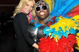 gwyneth paltrow and cee lo green team up at grammys mirror online