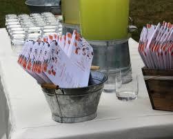 Mason Jar Wedding Programs How To Create Your Own Wedding Program Fans Holidappy