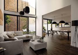 salon et cuisine moderne 348 best salon bibliotheque images on living room