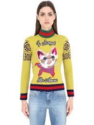 knitwear gucci luisaviaroma com women u0027s clothing fall