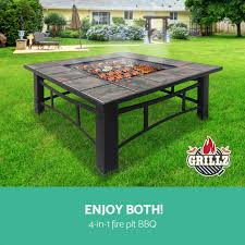 patio heaters melbourne outdoor fire pit bbq table grill garden patio camping heater