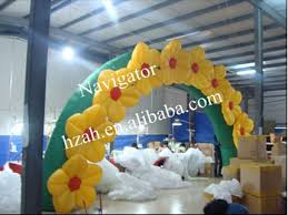 archway decoration promotion shop for promotional archway