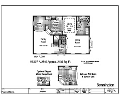 pennwest 2 story modular bennington hs107a find a home