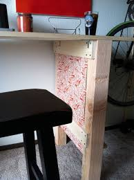 Build Basic Wooden Desk by Build A Very Simple Desk With Only A Dremel And A Screwdriver 5