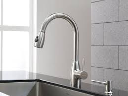 Commercial Kitchen Sink Faucet Kitchen Modern Kitchen Faucets And 25 Kraus Single Handle Pull