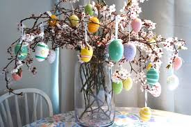 Easter Decorations Trees by 3 Simple Ways To Decorate A Gorgeous Paskris Easter Tree Yes Please