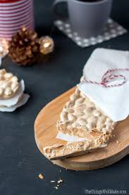turrón de alicante recipe spanish hard almond nougat oh the