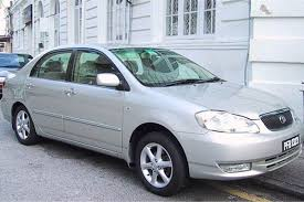 toyota co toyota corolla altis 2002 car review honest john