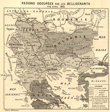 Map Of Serbia History Map Archive 1901 1938