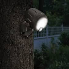 Outdoor Motion Sensor Light Battery Operated 62 Best Led Sensor Lighting Images On Pinterest Outdoor Security